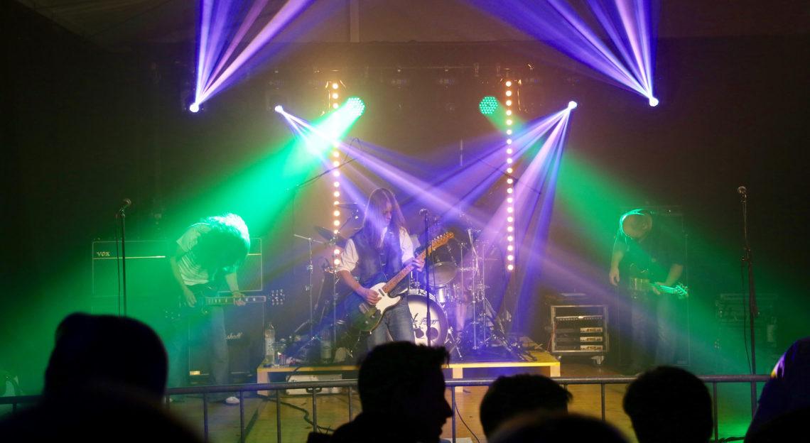 Frantic Four | Status Quo Cover Band | Live Auftritt